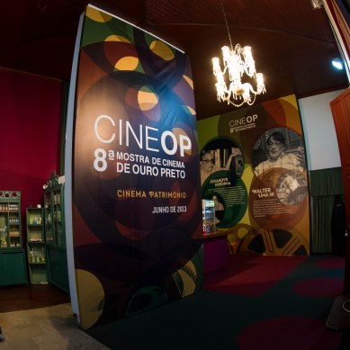 8a CineOP - Foyer do Cine Mariana
