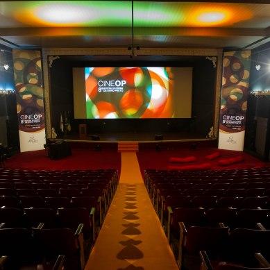 8a CineOP - sala de cinema