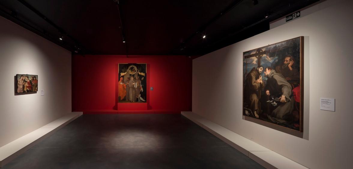 07.08.2018 - BELO HORIZONTE/MG -CASA FIAT DE CULTURA - Exposição São Francisco- Na arte de Mestres Italianos. Foto: Leo Lara/Studio Cerri